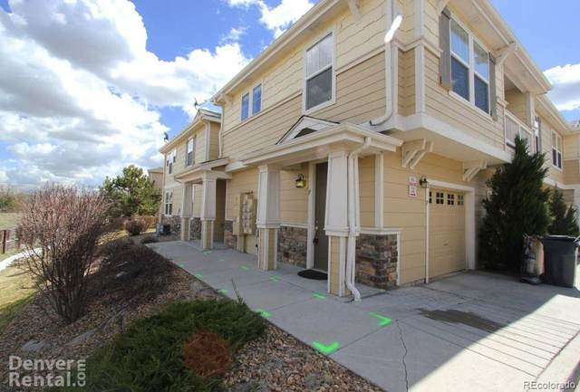 17167 Waterhouse Circle F, Parker, CO 80134 (MLS #8327489) :: 8z Real Estate