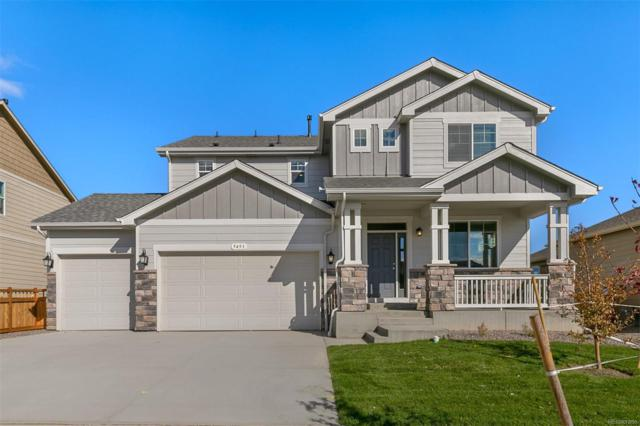906 Willow Oak Street, Brighton, CO 80601 (#8327679) :: The Peak Properties Group