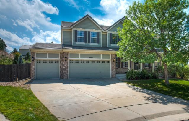 4865 S Jericho Court, Aurora, CO 80015 (#8327946) :: The Griffith Home Team