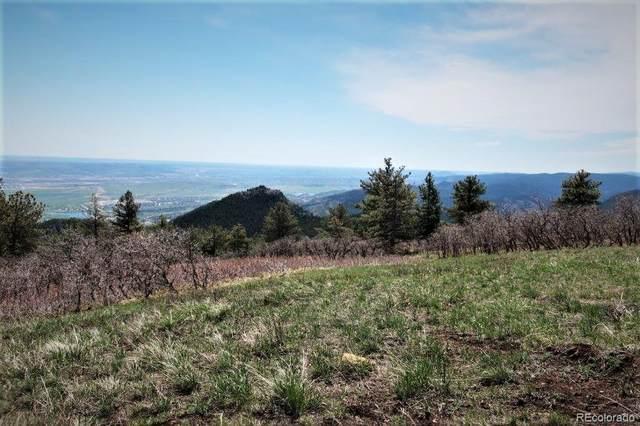 11001-1190 Flat Top Trail, Littleton, CO 80127 (MLS #8328047) :: Wheelhouse Realty