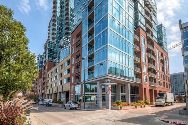 1700 Bassett Street #1802, Denver, CO 80202 (#8328316) :: Colorado Home Finder Realty