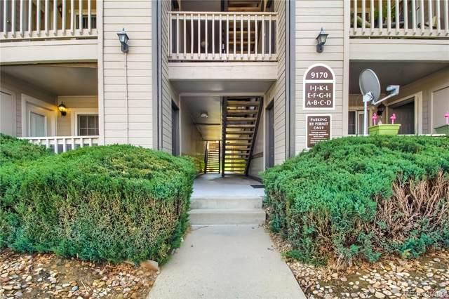 9170 E Arbor Circle A, Englewood, CO 80111 (MLS #8328442) :: Keller Williams Realty