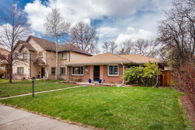 2125 S Saint Paul Street, Denver, CO 80210 (#8328808) :: Mile High Luxury Real Estate