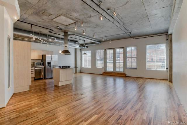 1499 Blake Street 5F, Denver, CO 80202 (#8329457) :: The DeGrood Team