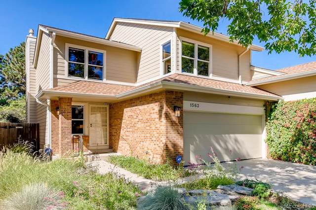 1563 S Roslyn Street, Denver, CO 80231 (#8329940) :: The Gilbert Group