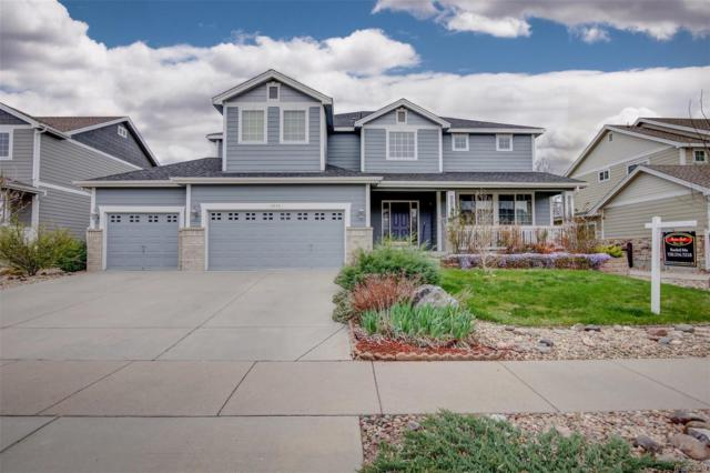 6558 S Richfield Street, Aurora, CO 80016 (#8330059) :: The Tamborra Team