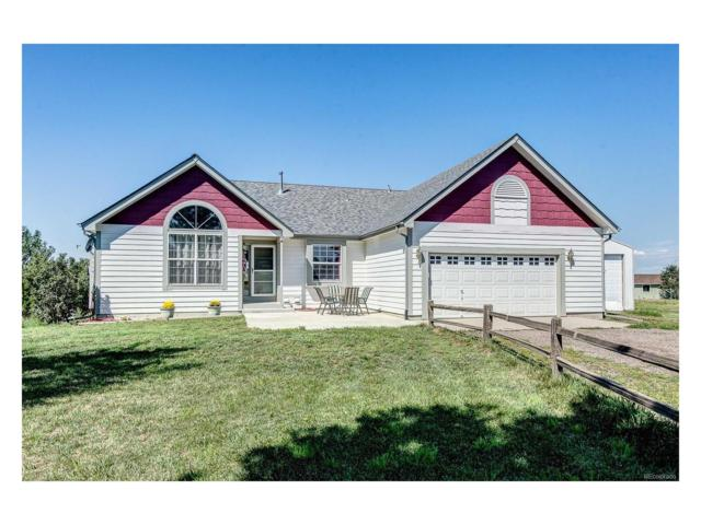8093 Sun Country Drive, Elizabeth, CO 80107 (MLS #8330519) :: 8z Real Estate