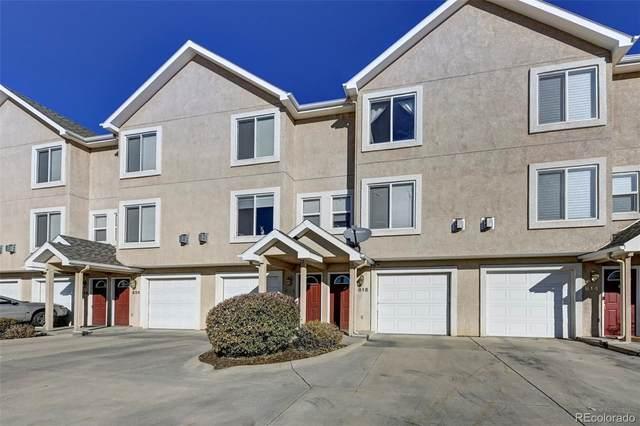818 Mesa Valley Road, Colorado Springs, CO 80907 (#8330544) :: The DeGrood Team