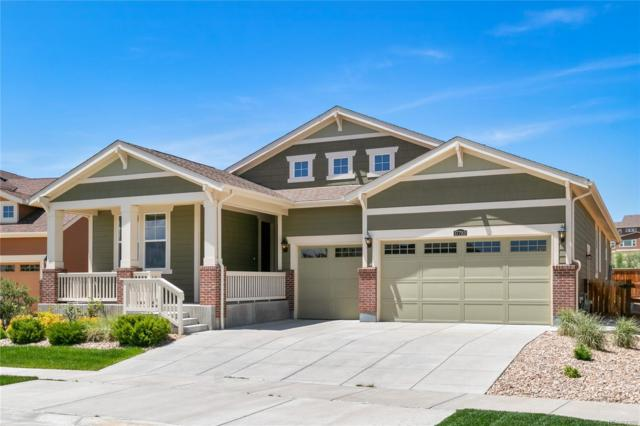 17793 W 84th Drive, Arvada, CO 80007 (#8330703) :: The Heyl Group at Keller Williams