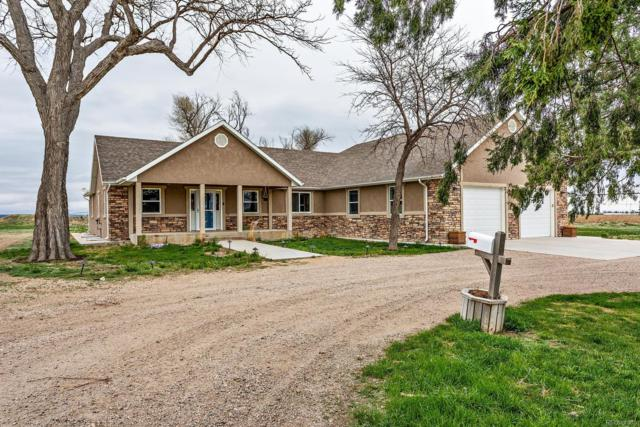 25745 County Road T, Brush, CO 80723 (#8330883) :: The Griffith Home Team