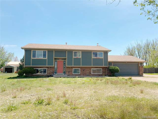 1286 S Denver Avenue, Fort Lupton, CO 80621 (#8331667) :: The DeGrood Team