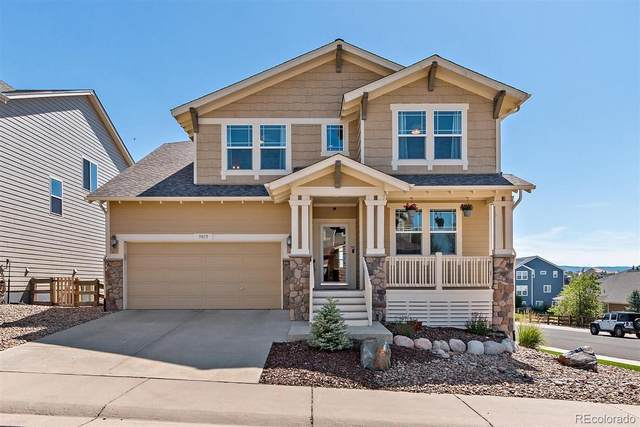 3015 Dragonfly Court, Castle Rock, CO 80109 (#8332009) :: The DeGrood Team