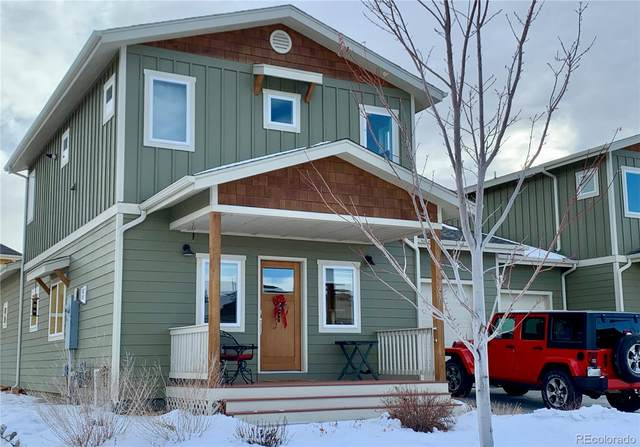 26 S Trailside Circle A, Salida, CO 81201 (#8332177) :: Stephanie Fryncko | Keller Williams Integrity