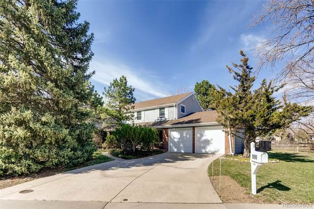 5595 W Indore Drive, Littleton, CO 80128 (#8332191) :: The Peak Properties Group