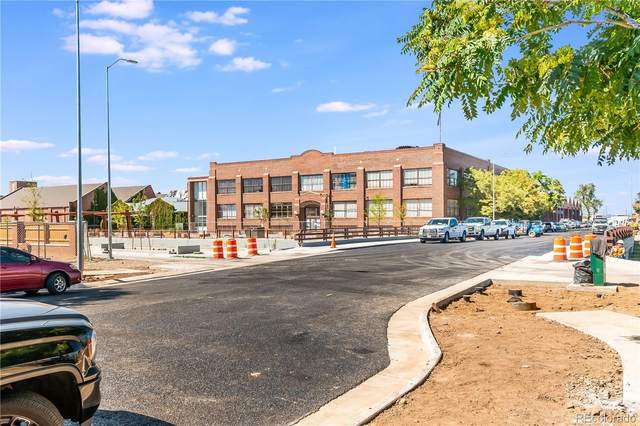 1777 E 39th Avenue #209, Denver, CO 80205 (MLS #8332399) :: Neuhaus Real Estate, Inc.