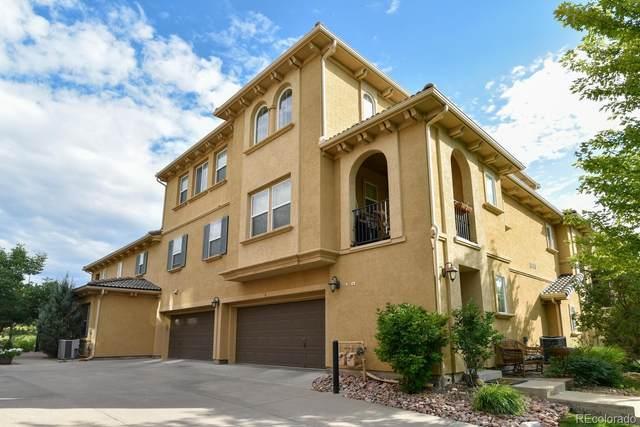 3468 Cascina Place C, Highlands Ranch, CO 80126 (#8332443) :: Compass Colorado Realty
