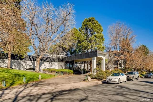 2375 S Linden Court #101, Denver, CO 80222 (#8332449) :: Briggs American Properties
