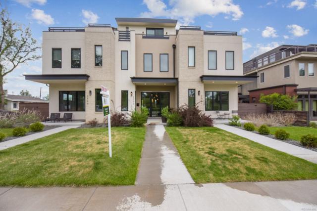 2555 S Sherman Street, Denver, CO 80210 (MLS #8332564) :: 8z Real Estate