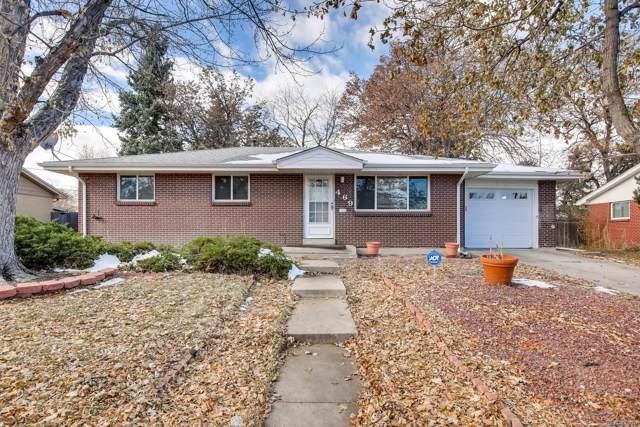 469 Elmira Street, Aurora, CO 80010 (MLS #8332913) :: Keller Williams Realty