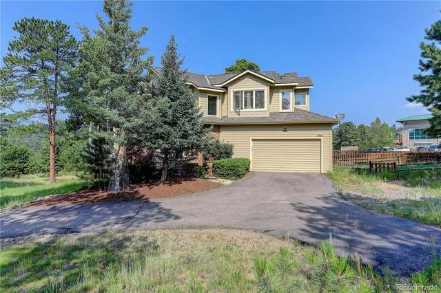 1300 Prouty Drive, Evergreen, CO 80439 (#8332970) :: The FI Team