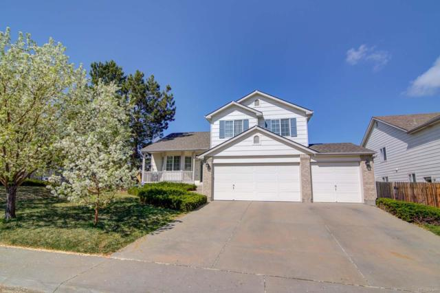 5203 S Tibet Street, Aurora, CO 80015 (#8333764) :: The Pete Cook Home Group