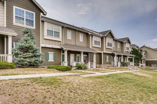 14700 E 104th Avenue #1804, Commerce City, CO 80022 (#8333880) :: Briggs American Properties