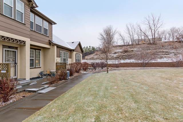 5833 S Van Gordon Lane, Littleton, CO 80127 (#8334108) :: The Peak Properties Group