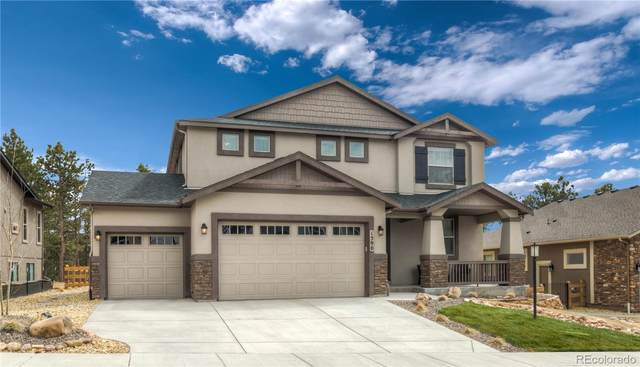 1590 Summerglow Lane, Monument, CO 80132 (#8334197) :: Berkshire Hathaway HomeServices Innovative Real Estate