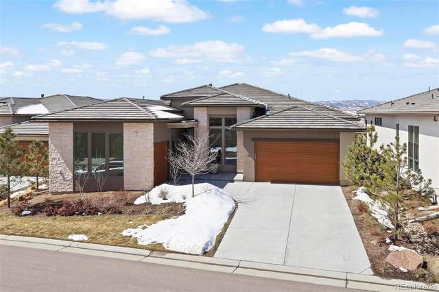 1158 Lost Elk Circle, Castle Rock, CO 80108 (#8334451) :: Berkshire Hathaway HomeServices Innovative Real Estate
