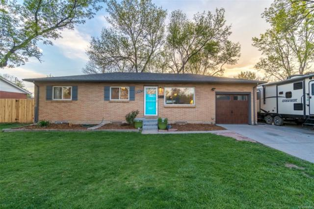 6667 Lee Street, Arvada, CO 80004 (#8334924) :: The Pete Cook Home Group