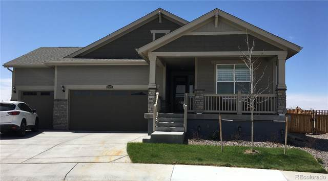 15973 Red Bud Drive, Parker, CO 80134 (#8335036) :: The DeGrood Team