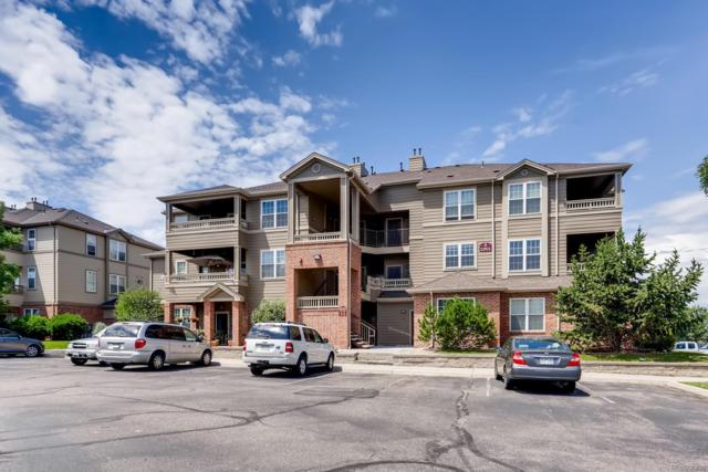 12931 Ironstone Way #204, Parker, CO 80134 (#8335071) :: The Healey Group