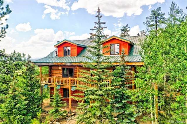 71 N Quarter Horse Road, Jefferson, CO 80456 (#8335121) :: The DeGrood Team
