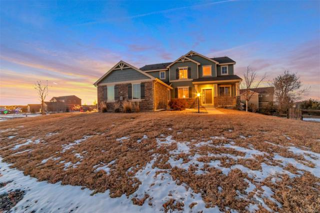 5569 Southwind Circle, Elizabeth, CO 80107 (#8335184) :: The City and Mountains Group