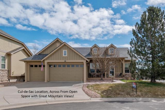1336 Suncrest Road, Castle Rock, CO 80104 (#8335199) :: Compass Colorado Realty