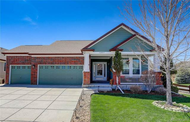 12057 Pine Top Street, Parker, CO 80138 (#8335650) :: The Scott Futa Home Team