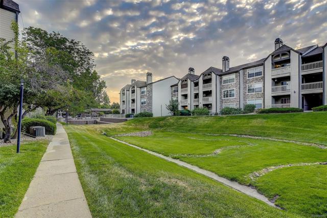 9110 E Arbor Circle I, Englewood, CO 80111 (#8335682) :: The HomeSmiths Team - Keller Williams
