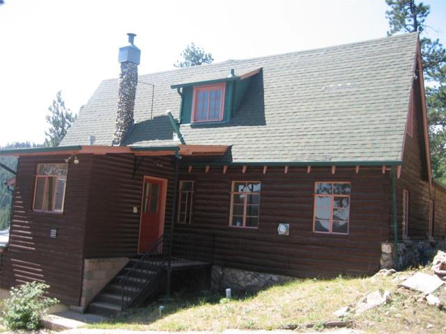 540 Ridge Road, Evergreen, CO 80439 (MLS #8336129) :: 8z Real Estate