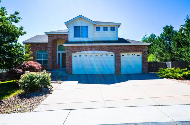 1402 E 100th Place, Thornton, CO 80229 (#8336147) :: The DeGrood Team