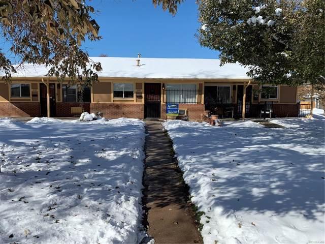 3257 N Milwaukee Street #14, Denver, CO 80205 (#8336250) :: Wisdom Real Estate