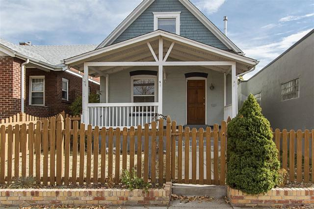 616 S Logan Street, Denver, CO 80209 (#8336626) :: HomePopper