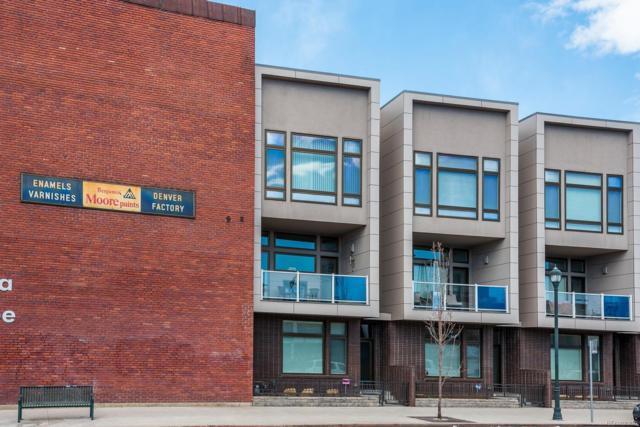 2507 Larimer Street, Denver, CO 80205 (#8336800) :: The Peak Properties Group