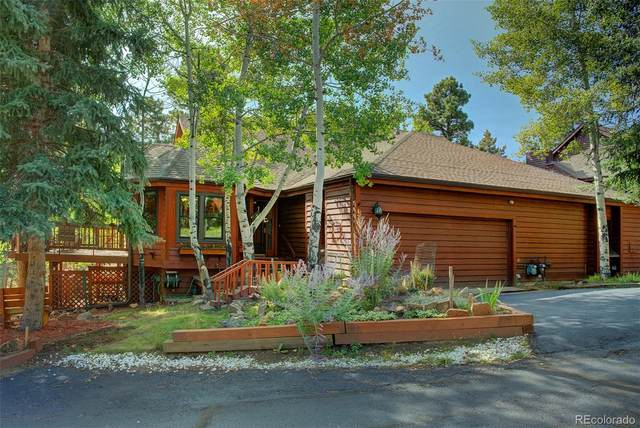 4287 Troutdale Village Drive, Evergreen, CO 80439 (#8336989) :: The DeGrood Team