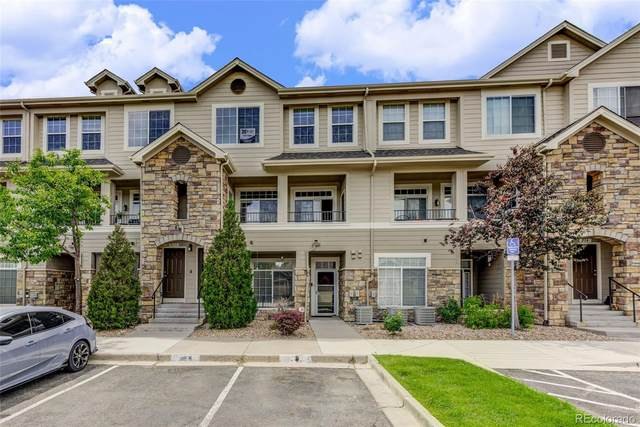 1509 S Florence Court #212, Aurora, CO 80247 (#8337859) :: My Home Team