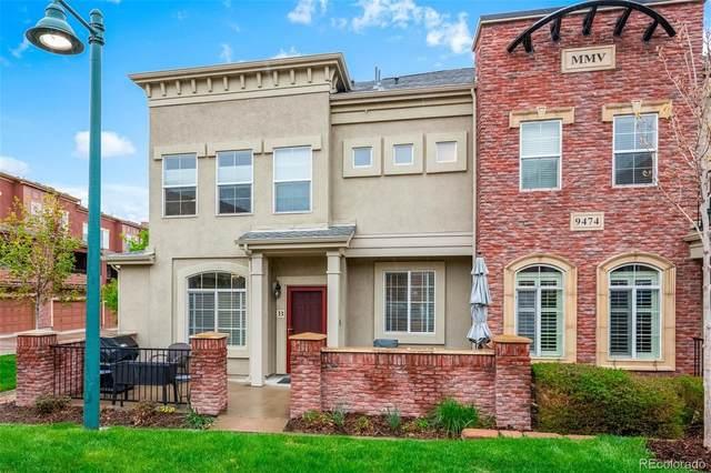 9474 Cedarhurst Lane B, Highlands Ranch, CO 80129 (#8337882) :: Mile High Luxury Real Estate