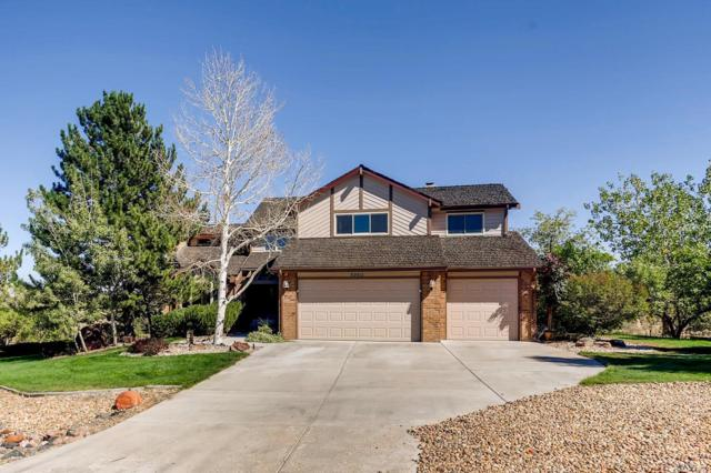 6960 S Chapparal Circle, Centennial, CO 80016 (#8337888) :: The Peak Properties Group