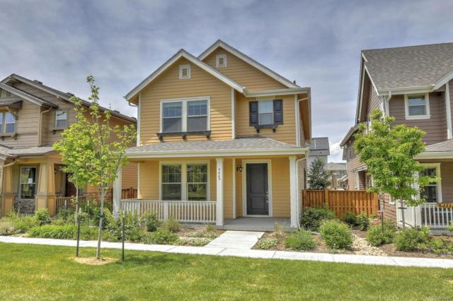 9449 E 52nd Avenue, Denver, CO 80238 (#8337899) :: The Griffith Home Team