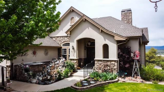 4342 Old Gate Road, Castle Rock, CO 80104 (MLS #8338074) :: Clare Day with Keller Williams Advantage Realty LLC