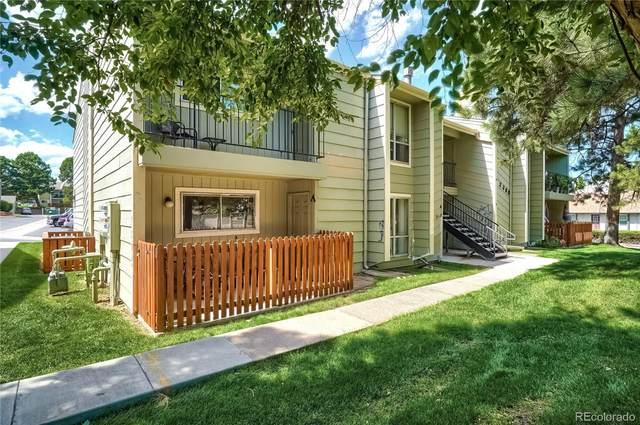 2380 E Fremont Avenue A20, Centennial, CO 80122 (#8338733) :: Compass Colorado Realty