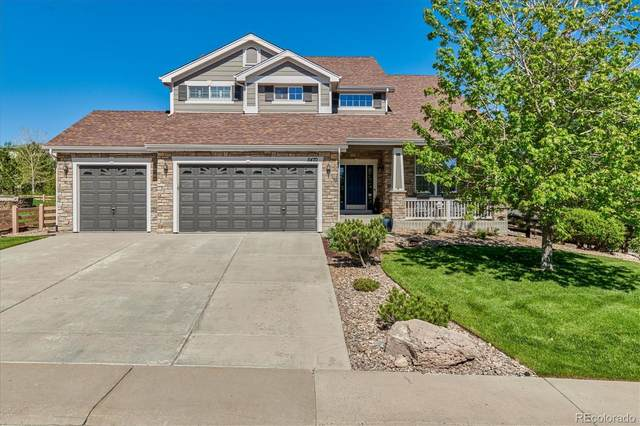 5470 Spur Cross Trail, Parker, CO 80134 (#8338981) :: The DeGrood Team